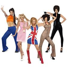 spice girls group halloween costumes group halloween and