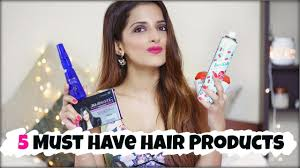 must have hair my top 5 must have hair products every girl should have for