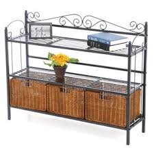 Storage Bakers Rack Baker U0027s Racks You U0027ll Love Wayfair