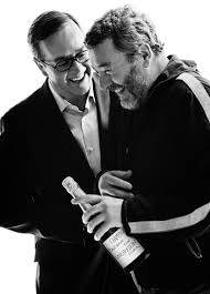 Philip Starck Philippe Starck Louis Roederer Unveil Cuvée Brut Nature 2006