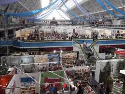 the fabulous adventure of the country living spring fair in london