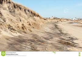 beach erosion on cape cod bay stock photo image 70908377