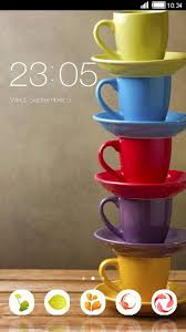 themes qmobile a63 morning free android theme u launcher 3d