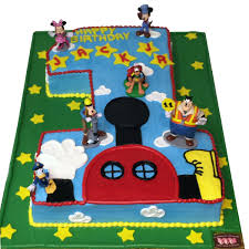 mickey mouse clubhouse birthday cake 1790 1st birthday mickey mouse club house abc cake shop bakery