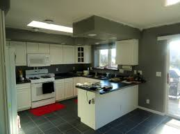 bathroom lovely grey and white kitchen makeover light cabinets