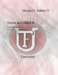 ejercicios transformada z teoria de control ii by ruben dario