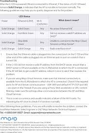 Web Accelerators Title C120 802 11a B G N Ac Ap User Manual Users Manual Mojo Networks Inc