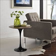 living room rustic living room side table with simple square oak