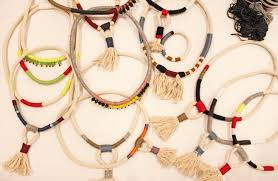 diy rope necklace fashion images 2 diy nautical rope necklace workshops the corner store gallery