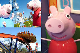 peppa pig world at paultons park new forest living