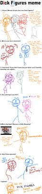 Dick Figures Meme - dick figures meme by banami luv on deviantart