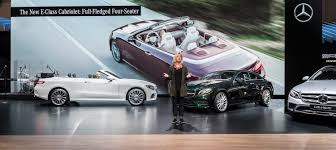 2017 mercedes benz e class cabriolet revealed photos 1 of 19