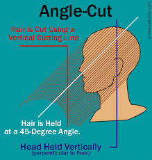 trimming hair angle cut angle cutting long hair and how to cut an angle in the front