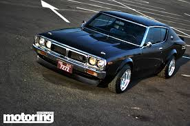 nissan hakosuka stance c110 2nd generation skyline gt r motoring middle east car news