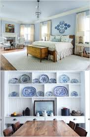 Blue Home Decor Ideas 10 Enchanting Porcelain Inspired Home Decor Ideas