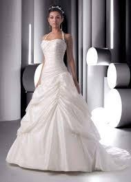 halter style wedding dresses halter wedding gown