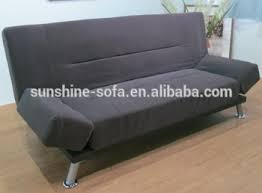 accoudoir canapé convertible canapé futon moderne réglable accoudoir canapé en tissu