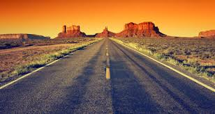 Road Map Arizona by Monument Valley Highway 164 Scenic Drive Utah Com