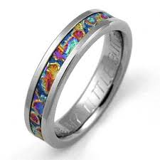 titanium wedding rings newport titanium ring with niobium titanium wedding rings