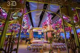 design and decoration 3d design and decor by dinaz hyderabad marriage decoration