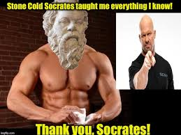 Memes Pro - most people don t know that socrates had a big part in making