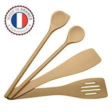ustensiles de cuisine en bois ustensiles de cuisine en bois set ensemble complet spatules en