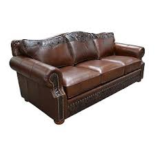 Omnia Leather Sofa Stetson Sofa By Omnia Leather Free Shipping Shop Now