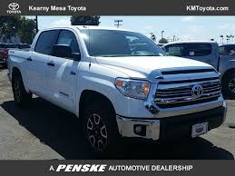 2017 new toyota tundra 4wd sr5 crewmax 5 5 u0027 bed 5 7l at kearny