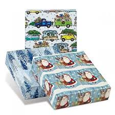 jumbo roll christmas wrapping paper blue collection 3 jumbo rolls christmas wrapping paper