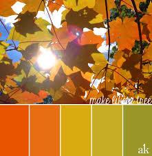 Autumn Color Schemes 2454 Best Colors Images On Pinterest Colors Color Combinations