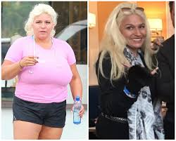 dog the bounty hunter star beth see her weight loss in touch weekly