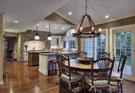 Rustic Kitchen Lights by Rustic Kitchen With Stone Tile By Showcase Kitchens Zillow Digs