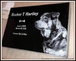 pet memorials custom made granite garden memorial markers for pets and other