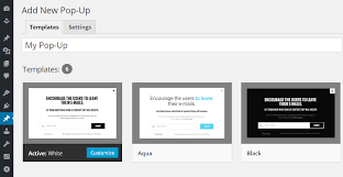 pop up cc add responsive email opt in pop up forms to your