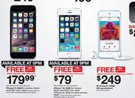 target black friday apple deals top 5 best black friday 2014 iphone 6 deals