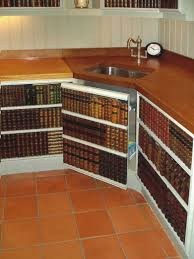 kitchen unit covers kitchen cupboard covers faux books