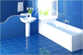 small bathroom floor tile design ideas with blue difference