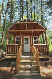 cottages cabins u0026 yurts santa u0027s village campground muskoka