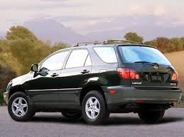 2000 lexus rx300 reviews 1999 lexus rx 300 overview cars com