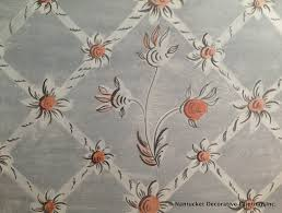 Hand Painted Wallpaper by Decorative Wall Patterns