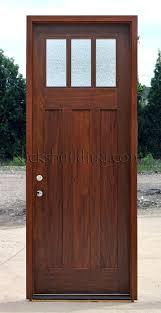 Wide Exterior Door 8 Foot Front Doors 8 Foot Wide Exterior Doors Hfer