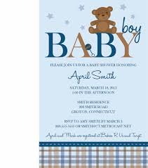teddy bear baby shower templates baby shower invitations for