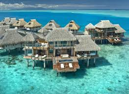 hotels with overwater bungalows caribbean part 25 overwater