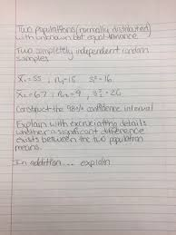 statistics and probability archive february 27 2017 chegg com