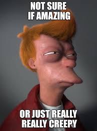 Fry Meme - realistic fry meme guy