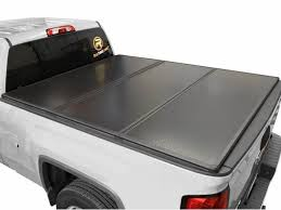 Chevy Colorado Bed Cover Rugged Cover Premium Hard Fold Tonneau Cover Realtruck Com