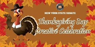 state senate thanksgiving creative celebration submissions ny