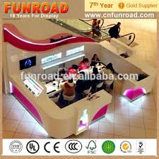 bespoke manicure table used nail salon furniture nail lacquer bar