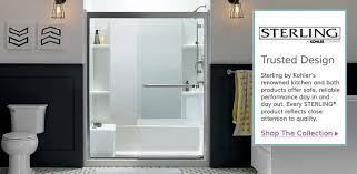 Sterling Shower Doors By Kohler Sterling Plumbing Wayfair