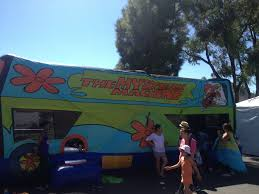 birthday archives socal field trips furthermore scooby doo was there himself and took pictures with event attendees by the mystery machine an authentic prop vehicle from the cartoon show